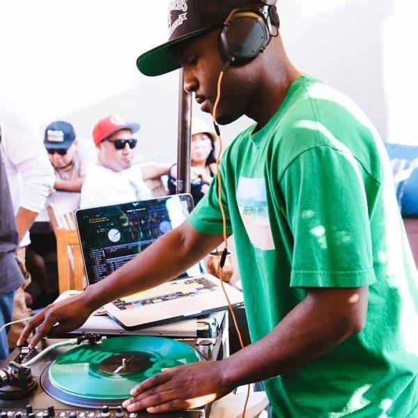 DJ Gravity One – Scratch LA
